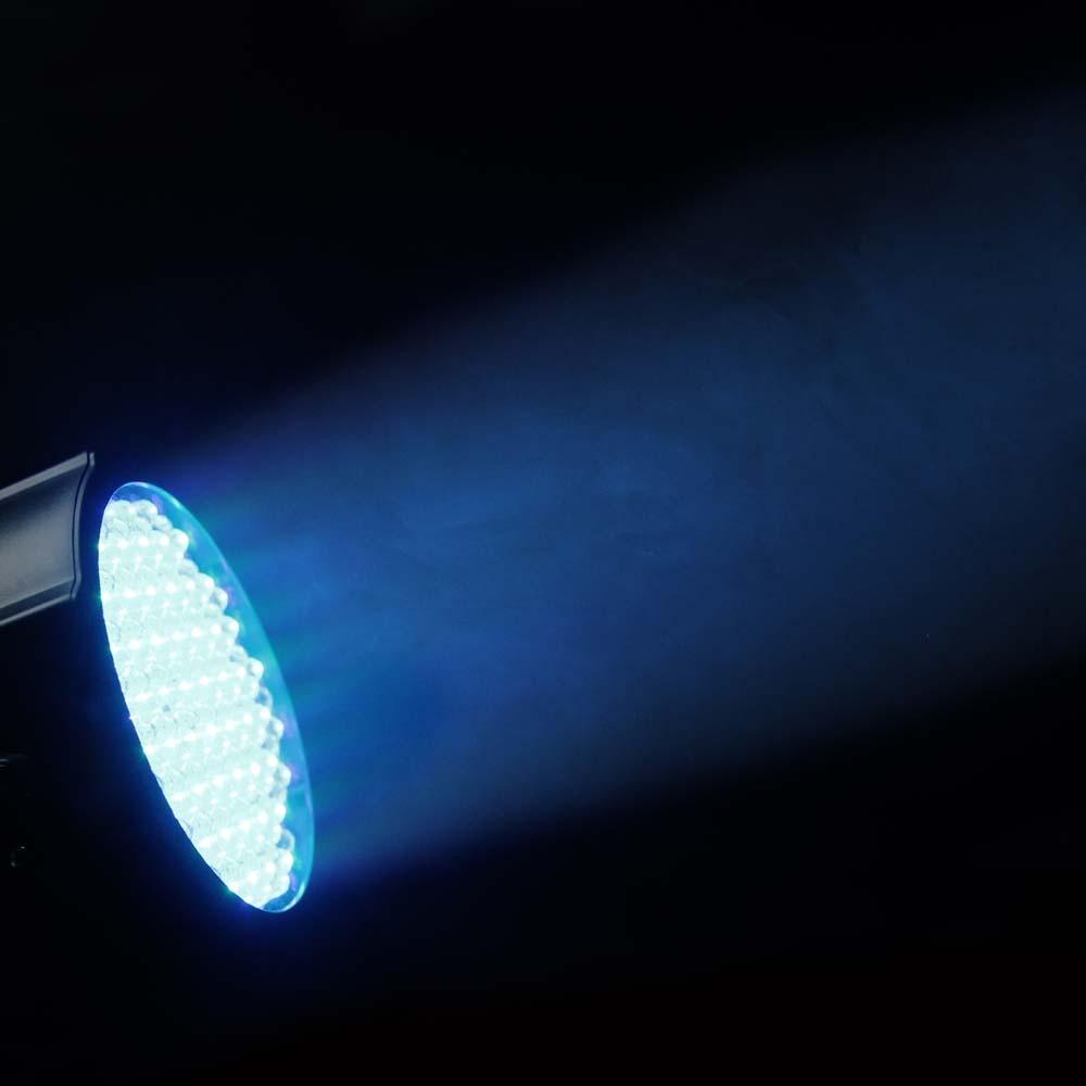 Foco FLAT PAR LED RGBW
